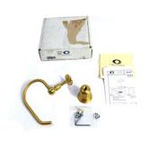 California Faucets 34-STP-LSG San Clemente Satin Gold Tissue/Towel Holder