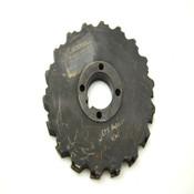 "Ingersoll 56U6B0612R03 Indexable Disc Slot Milling Cutter 6-3/8"" 7000RPM"