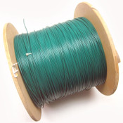 18AWG Green Hook Up Wire TR-64/AWM 1007 TEW Electrical