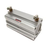 SMC Pneumatics CQ250-G2G01-100 Linear Slide CQ2 Compact Guide Air Cylinder