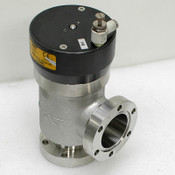 VAT Stainless Steel Right Angle Vacuum Valve Series 28 28332-GE11-0002 UHV