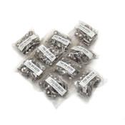 (225) NEW Metric 316 Stainless Steel M6x12 Button Cap Screws/Bolts 1.00