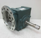 NEW Dodge Tigear-2 15:1 Worm Gear Gearbox Speed Reducer 202Q15R14 790 lb-in