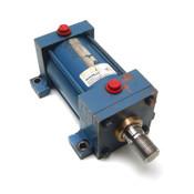 Bosch-Rexroth P-111370-0040 Power Master MS2-PP Pneumatic Air Cylinder NFPA