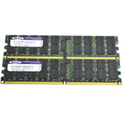 Actica ACT4GER72E4G667S 8GB(2x4GB) DDR2-667 PC2-5300 REG ECC Server Memory