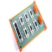 Adept Weidmuller MP6-S Servo Motion Interface Panel 30330-12470 995907/67