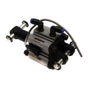 SMC Pneumatics NCDQ2D40-5DM Compact 40mm Air Cylinder 5mm Stroke w/ D-F79W