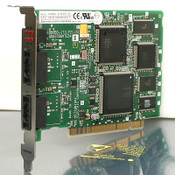 Mitsubishi Q80BD-J71LP21-25 PCI to Optical MELSECNET/H &  /10 Interface Board
