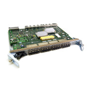 HP Brocade 32-Port SW48000 StorageWorks Switch, w/ (32x) Avago 4GB Transistors
