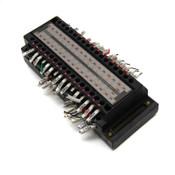 Mitsubishi Electric A6TBX70 Terminal Block Board I/O Module for PLC Controller