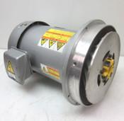 Fuji Fan Flange AC 3-Ph 3445-RPM 2.2-kW Induction Motor Exhaust Gas  MLH8097K
