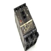 Siemens ITE E43B015 Type E4-A Molded Bolt-On 3-Pole 15A Circuit Breaker 480VAC
