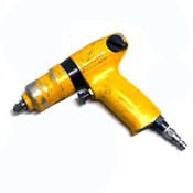 "Uryu U-410 Pneumatic Pistol Grip 3/8"" Hex Air Impact Screwdriver/Nutrunner Tool"