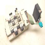 (Lot of 4) CKD 4GA129-A2N & 4GA139-A2N Solenoid Air Valves w/ Manifold & Modules