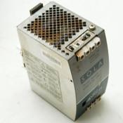 Sola SDN 4-24-100 Power Supply 115/230VAC 2.0/1.1A 50-60Hz  24VDC/4A E-137632