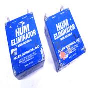 Lot of 2 Allen Avionics HEC-2000-H Video, Hum and Noise Eliminators