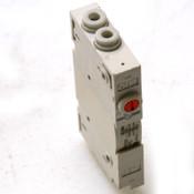 Lot of 3 SMC VQ1000-FPG Push-Lock Pneumatic Valve Check Block