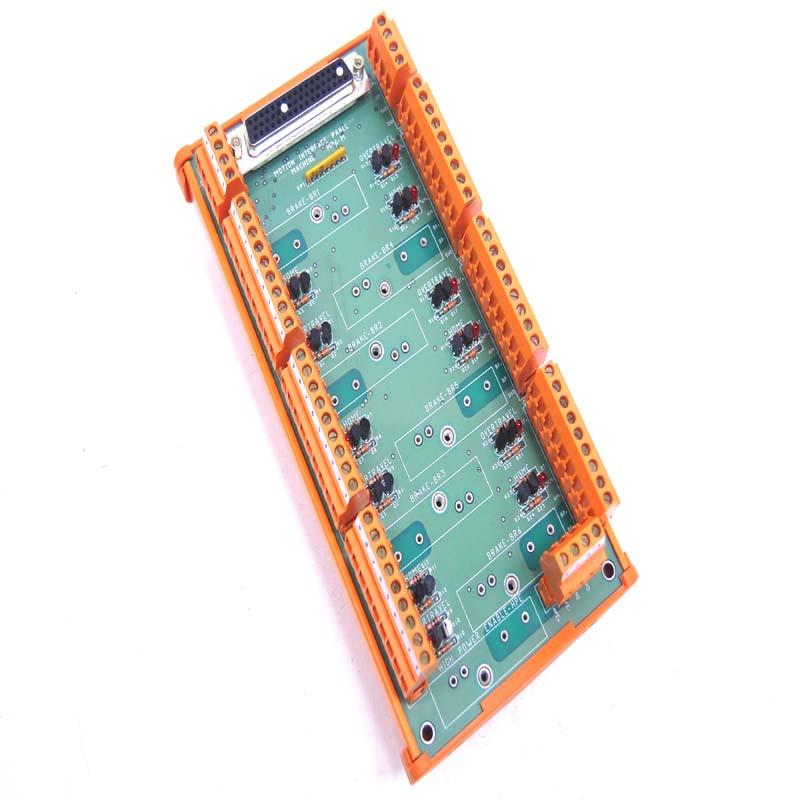 Adept Weidmuller MP6-M Machine Motion Interface Panel 30330-12460 28983