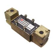 Ross W7077C6332 Solenoid Valve Control Manifold 26VA 110-120V 1-10Bar