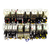(Lot of 15) Omron LY2N MY4N MY2N-D2 LY3 LY3N LY4N-D2 LY2N-D2 Contact Relays