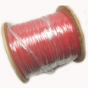 22AWG Red UL1015 Hookup Wire 600V Stranded - Approx 4500'
