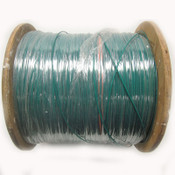 22AWG Green UL1015 Hook Up Wire 600V Stranded