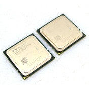 Lot of 2 AMD Opteron 8435 6-Core CPU Processors Socket F 2.6GHz Hex Core 6MB L3