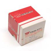 """Triplett 220-G Analog Panel 100-0-100V DC Voltmeter 2.5"""""""