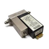 """Unit/Celerity UFC-1101 Mass Flow Controller 1/4"""" VCR (SF6/10 SCCM) CardEdge MFC"""
