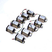 (Lot of 10) Yunpen YL06T1 Electric EMI Noise Filters 125/250VAC Fuse Holders 6A