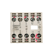 Omron J7AN-E9 Automation and Safety 24VDC Relay Contactor 3PST 15A 24V