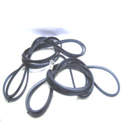 NEW Lot of 2 Gates Rubber Company B360 Hi-Power II V Belts 9003-2360