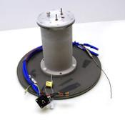 "Novellus 16-421415-00 Rev. 1 Heater Pedestal 300mm/12"" Assembly"
