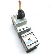 Siemens 3RV1021-1CA10 Circuit Breaker 1.8-2.5A