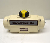 NEW EL-O-Matic ESA 200-3 Pneumatic Alum-Shaft Actuator 120-PSIG Spring Return