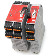 Omron G9SX Flexible Safety Switch Modules GS226 Guard w/ EX401 Expansion 15 pts.