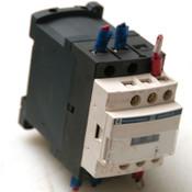 Lot of 4 Telemecanique LC1D09-BL Contactors 3Pole 9Amp 600Volt