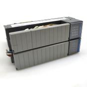 Lot of 2 Allen Bradley 1746-OB16 16-Channel DC Output Module Series D SLC 500