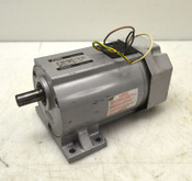 Brother GTR SP GOB-9376A 1/6-Hp 3-Ph 460V Gearmotor Motor 10:1 G0B