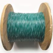 22AWG 7 Strand 1007 Hookup Wire Green/White 600V 2540'