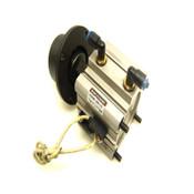 SMC NCDQ2B63-25DM-F79 Pneumatic Cylinder w/(2) D-F79 Auto Switches & NJ08