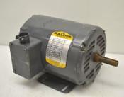 Baldor 3-Ph 1.5/.38-Hp 460V Industrial AC Motor  Frame-56  35B11W349