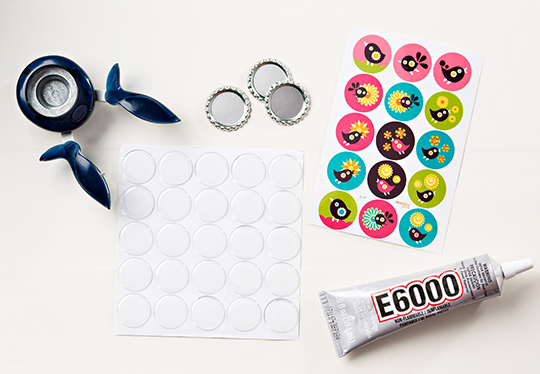 Bottle Cap Accessories Supplies