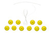 DIY Kit - Mellow Yellow Bracelet
