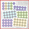 "beYOUtiful 1"" Bottle Cap IMAGES Printable DOWNLOAD"