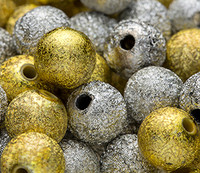Stardust Beads 8mm (150 pack)