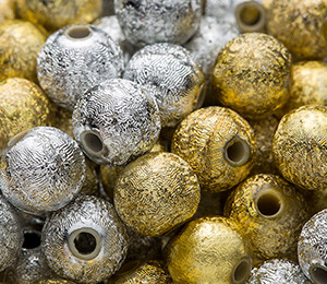 Stardust Beads 6mm (300 pack)