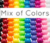 Gumball Beads MIX 20mm (13 pack)