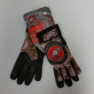 U.S Marines Batting Gloves