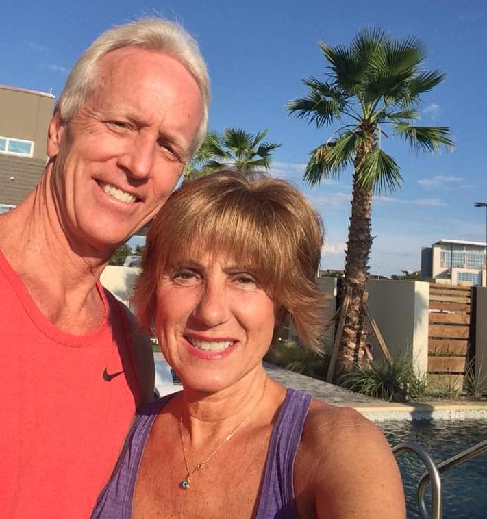 San Antonio Pool Day Christina & Kevin